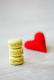 Valentine s Day Cookies Royalty Free Stock Photos