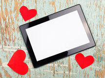 Valentine's Day Copy Space Royalty Free Stock Photography