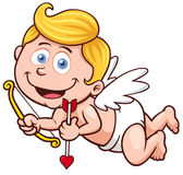 Valentines Day cupid Royalty Free Stock Photo