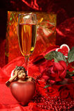 Valentine's Day Decoration. Royalty Free Stock Image