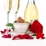 Valentine's day decoration Royalty Free Stock Images