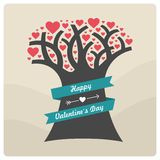 Valentine's Day elements Stock Images