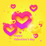 Valentine`s day. February 14. Royalty Free Stock Images