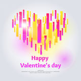 Valentine s day. February 14. Stock Photography