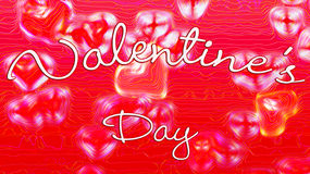 Valentine's day. February 14. Royalty Free Stock Photography