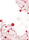 Valentine's day frame Stock Image