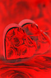 Valentine's Day gift Royalty Free Stock Photography