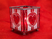 Valentine's Day Gifts (Copy Space) Stock Image