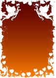 Valentine's Day greeting card vector illustration
