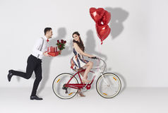 Valentine`s day Royalty Free Stock Image