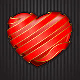 Valentine`s Day heart Royalty Free Stock Images