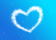Valentine's day heart Royalty Free Stock Images