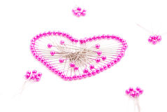 Valentine's day heart abstract Royalty Free Stock Photography