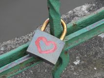 Valentine`s Day. Heart of the heart. Valentine`s Day. Padlock heart. Lovers Love Day Royalty Free Stock Photography