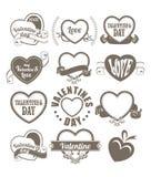 Valentine's Day Heart Stock Photos