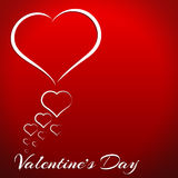 Valentine's Day heart Royalty Free Stock Image