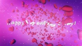 Valentine's day stock footage