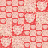 Valentine``s Day - Hearts - wrap. Valentine``s Day love - wrap Hearts collection Royalty Free Stock Photo