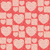 Valentine``s Day - Hearts - wrap. Valentine``s Day love - wrap Hearts collection Stock Photography