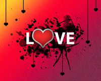 Valentine's Day Love Royalty Free Stock Photo