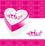 Valentine's Day love Royalty Free Stock Photos