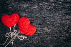 Valentine`s day love art background. Stock Images