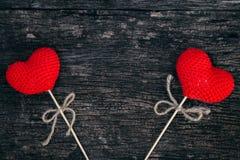 Valentine`s day love art background. Stock Photo
