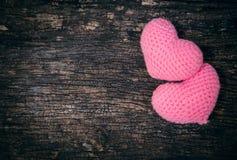 Valentine`s day love art background. Stock Photography