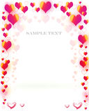 Valentine's day - Love Letter Royalty Free Stock Photos