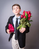 Valentine's Day Mother's Day stock image