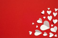 Valentine`s Day postcard. Love concept for mother`s day and valentine`s day. stock photos