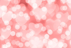 Valentine's Day red background Royalty Free Stock Photo
