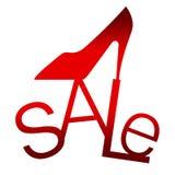Valentine's Day Sale Royalty Free Stock Photos