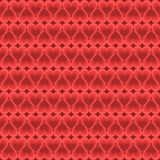Valentine's day seamless pattern. With hearts Royalty Free Stock Photography