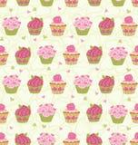 Valentine´s Day seamless pattern royalty free illustration