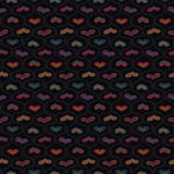Valentine's day seamless pattern. Seamless pattern for wrapping paper with hearts Royalty Free Stock Images