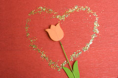 Valentine's Day. Spring Royalty Free Stock Image