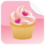 Valentine's Day Sticker Stock Photos