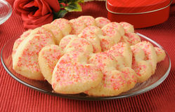 Valentine's day sweets Stock Image