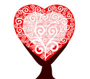 Valentine's Day theme. Royalty Free Stock Photos