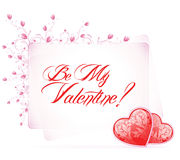 Valentine's Day Type Text Stock Images