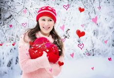 Valentine'S Day, Valentine, Heart Royalty Free Stock Images