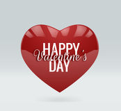 Valentine`s Day vector background. EPS10. Stock Photo
