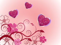 Valentine`s day Royalty Free Stock Photos