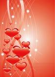 Valentine's design vector illustration Stock Photos