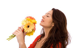 Valentine's flowers Royalty Free Stock Image