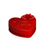 Valentines Gift Box Stock Images