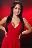 Valentine's girl Stock Photo