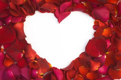 Valentine's greetings card Stock Images