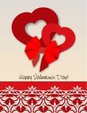 Valentine s greetings card 5 Stock Photo